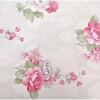 wallpaper ติดผนัง ลายดอกไม้สไตล์วินเทจ 3D