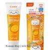 พร้อมส่ง ** Combi Teteo Gel Dentifrice Fluoride & Xylitol [Orange] เจลสีฟัน ยาสีฟันเจล รสส้ม ขนาด 30 กรัม