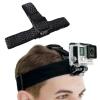 Head mount สายรัดหัว กล้องโกโปร GoPro หรือหมวกกันน๊อคพร้อมยางกันลื่น