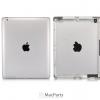 Back Cover iPad1 Wifi