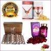 biosis Red Grape Seed 38,000 mg1ปุก+รกแกะ 60000 mg.1กล่อง+นมผึ้งออสเวย์ 1600 mg.1ปุก