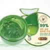 The Saem Jeju Fresh Aloe Soothing Gel 99 %เจลว่านหางจระเข้ออแกนิก จากเกาะเชจู ขนาด 300 ml.