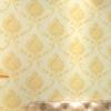 wallpaper ติดผนัง ลายหลุยส์ สีทอง 3D