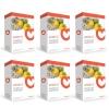 อมาโด้ เอส ส้ม 6 กล่อง (4 แถม 2)