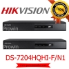 HIKVISION DVR Pack 2 DS-7204HQHI-F1/N x 2