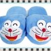 รองเท้าใส่ในบ้าน Office สีฟ้า Doraemon ขนาด free size ส่งฟรี ems
