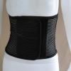 Abdominal Belt - ยางยืดรัดหน้าท้อง Size S 26-30 นิ้ว (สีดำ)