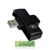 ACR38U-N1 PocketMate เครื่องอ่านบัตรสมาร์ทคาร์ด และบัตรประชาชน แบบพกพา สามารถใช้งานกับโปรแกรมศูนย์บริการของ AIS ได้