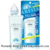 พร้อมส่ง ** Shiseido Anessa Perfect Essence Sunscreen SPF50+ PA++++ 25g ครีมกันแดดสูตรเนื้อเจลเอสเซนส์ สูตรช่วยบำรุงรักษาผิวให้ขาวใสเนียนนุ่มชุ่มชื่น ทาแล้วไม่เหนียวเหนอะหนะ