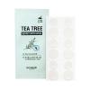 ++พร้อมส่ง++Skinfood Tea Tree Secret Spot Patch 1 แผ่น 12 ชิ้น แผ่นแปะสำหรับลดรอยแดงจากสิว
