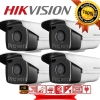 HIKVISION ((Camera Pack 4)) DS-2CE16D0T-IT3x4 (HD 1080P)