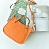 กระเป๋าหนังแท้ รุ่น Linnia (ส้ม)