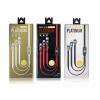 REMAX Lightning Platinum Cable 3 in 1 iPhone /Micro/Type-C 100CM