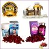 biosis Red Grape Seed 38,000 mg1ปุก+รกแกะ Healthway 50,000 mg.1ปุก +นมผึ้งรอยังบี 30 เม็ด บำรุงผิวพรรณให้ดูขาว สดใส อ่อนเยาว