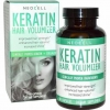 Neocell Keratin Hair Volumizer / 60 Capsules บำรุงเส้นผมให้แข็งแรง เงางาม มีน้ำหนัก บำรุงเส้นผมลึกจากภายในสู่ภายนอก