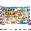 พร้อมส่ง ** Meiji Hamburger Gummy Candy Making Kit ชุดทำแฮมเบอเกอร์ น่ารักมากๆ ทำเสร็จแล้วกินได้จริงๆ ด้วยนะคะ