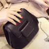 กระเป๋าสะพายข้างผู้หญิง รุ่น MILA สีดำ