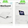"JCPAL MacGuard 3 in 1 Set - Macbook Pro Retina 15"" (Top Skin Film+Bottom Film+Screen Protector) ฟิลม์ชุด 3 ชิ้น (ฝาบน,กันรอยจอ , ฝาตูดเครื่อง) สำหรับ MacBook Pro Retina 15"" (2012-2015)"