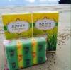 Seaweed Soap สบู่สาหร่ายเกลียวทอง สูตรขาวเร่ว ขาวแรง 3 เท่า