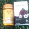 super L-Glutathione ชนิดเม็ด 150 เม็ด + เมล็ดองุ่นแดง Health essence 55000mg. 100 เม็ด ขาวออร่า เซ็ทนี้เลยจ้าว