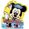 พร้อมส่ง ** Disney Happy Sky Bath Ball ลูกบอลกลิ่นหอม ใช้โยนลงอ่างอาบน้ำเพื่อให้อ่างอาบน้ำมีกลิ่นอโรม่าหอมๆ เมื่อละลายหมดแล้วจะมีตัวละครจากดิสนีย์ออกมา มีทั้งหมด 4 แบบ + ตัวละครลับ 1 แบบ (สินค้าเป็นแบบสุ่ม) ให้คุณหนูๆ ได้สนุกสนานกับการอาบน้ำ