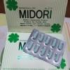 MIDORI มิโดริ ผลิตภัณฑ์เสริมอาหารเพื่อผิวขาว ใสอย่างเป็นธรรมชาติ ขนาด 10 เม็ด