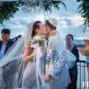 งานแต่งงาน น้ำฝน กุณณัฏฐ์ - จอร์แดน วินเทอร์ กับภาพความหวานอันแสนอบอุ่น