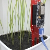 Smart Farm Sensors : Soil + Temperature + Humidity with WiFi-ESP8266-12E NodeMCU V1.0 Microcontroller