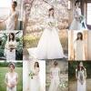 10 ชุดแต่งงานแบบมีแขน สวยเก๋อย่างมีสไตล์