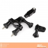 Handlebar Seatpost mount (1.9cm-3.5cm) + 3 ways [OEM]