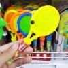 พร้อมส่ง ** Tennis Fruit Candy ลูกอม แถมเทนนิสของเล่นป๋องแป๋ง 1 ชิ้น