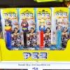 พร้อมส่ง ** Pez - DC Super Hero Girls ลูกอมรสสตรอเบอร์รี่และส้ม มาพร้อมกับแท่งใส่ลูกอม 1 ชิ้น