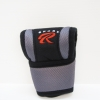 หุ้มหัวเกียร์ออโต้ ผ้าไฮเนต Sport R (เทา)