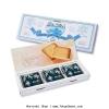 พร้อมส่ง ** Shiroi Koibito ชิโร่ย โคอิบิโตะ ขนาดใหม่ 9 ชิ้น คุกกี้วานิลลาสอดไส้ White Chocolate จากฮอกไกโด