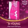 B-Young Femina by Yuri ผลิตภัณฑ์อาหารเสริมผู้หญิง เพิ่มความฟิตกระชับของช่องคลอด เพิ่มขนาดของหน้าอก ทำให้มีความกระชับ เต่งตึงขึ้น