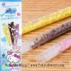พร้อมส่ง ** Sipahh - Hello Kitty Miracle Straw หลอดเปลี่ยนรสนม ช่วยให้การดื่มนมเป็นเรื่องง่ายและสนุกขึ้น 1 แพ็คมี 3 หลอด รสช็อคโกแลต, สตรอว์เบอร์รี่ และกล้วยอย่างละ 1 หลอด