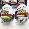 พร้อมส่ง ** Choco Egg - Egg Racing ไข่ช็อคโกแลต แถมของเล่น 1 ลูก (สินค้ามีอย.ไทย)