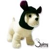 หมวกสุนัข มีหู สีดำ