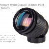 JC Penney Multi-Coated 135mm F2.8 OM Mount