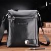 กระเป๋าหนังแท้ Teemzone Black สำหรับคุณผู้ชาย