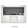 661-5871-90% Housing, Top Case, with Keyboard, Backlit,W/O Trackpad - US MacBook Pro (13-inch, Early 2011) 90%