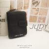 กระเป๋าสตางค์ผู้หญิง JUDY สีดำ