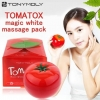 ++พร้อมส่ง++TonyMoly Tomatox Magic White Massage Pack 80g มาส์กมะเชือเทศหน้าขาว ยอดฮิต ราคาเพียง 299.-