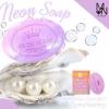 Neon Sweet Whitening Cream Soap by MN Skincare 100 g. สบู่นีออน ครบเครื่องเรื่องผิวขาว