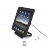 MacLocks iPad Secure Rotating Stand with Cable Lock - Black - iPad2/3/4