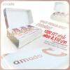 Amado Premium Box set 3 เดือน กล่อง ส้ม ุ9 กล่อง ม่วง 6 กล่อง