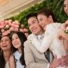 งานแต่งงาน เอมมี่ มรกต - ไฮโซเจมส์ บรรยากาศแสนหวาน ในวันวิวาห์เปี่ยมสุข