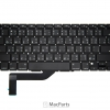 "THAI/US Keyboard MacBook Pro Retina 15"" Mid 2012 , Early 2013 , Late 2013 , Mid 2014 (A1398)"