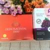 biosis Red Grape Seed 38,000 mg1ปุก+รกแกะ38,000 mg.1 ปุก 100 เม็ดวิตามินทานเพื่อบำรุงผิวพรรณ พร้อมสุขภาพดี