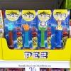 พร้อมส่ง ** Pez - Disney Nemo, Cars, Toy Story, Monster Inc ลูกอมรสสตรอเบอร์รี่และส้ม มาพร้อมกับแท่งใส่ลูกอม 1 ชิ้น